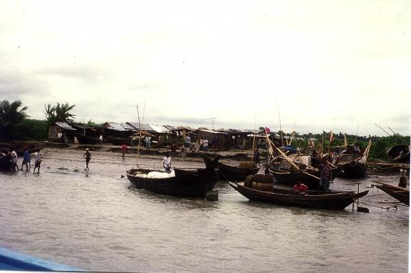 Shatnal- Fishermans island