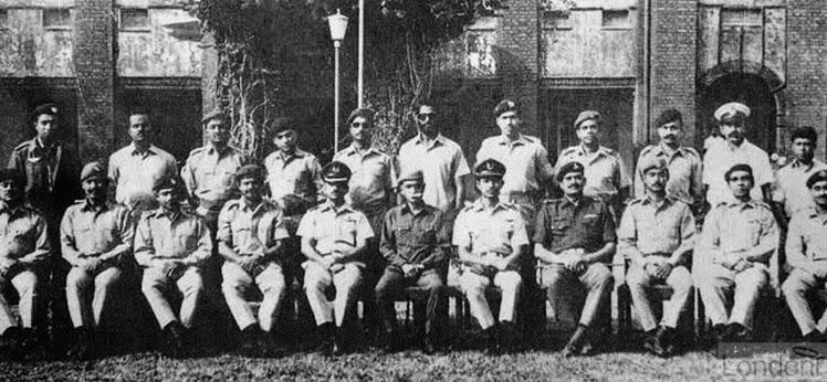 sector commanders